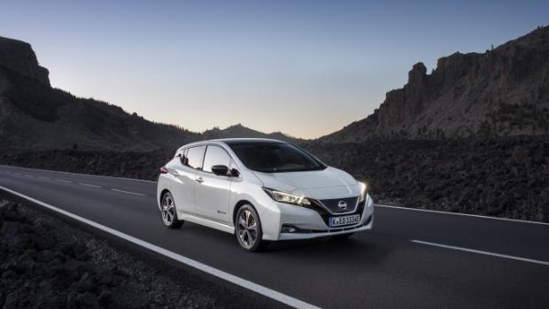 Nissan Leaf - Modelljahr 2018