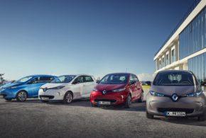 Bezahlbares E-Auto: Renault ZOE ab 99 Euro im Monat leasen