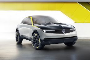 Opel GT X Experimental: Konzeptstudie eines kompakten Elektro-SUV