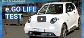Infos zum E-Auto e.GO Life inklusive Probefahrt in Aachen