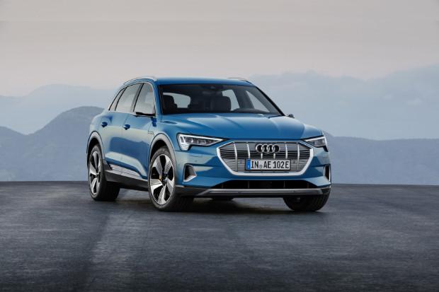 Audi e-tron Elektro-SUV