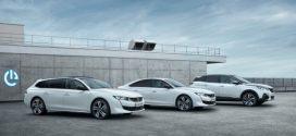 Peugeot 508, 508 SW und 3008 ab Herbst 2019 mit Plug-In Hybridantrieb erhältlich