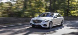 Mercedes-Benz S 560 e: Neue Plug-In-Hybrid S-Klasse geht an den Start