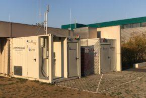 Graforce erzeugt mittels Plasmalyse aus Abwasser und Ökostrom umweltfreundliches E-Gas