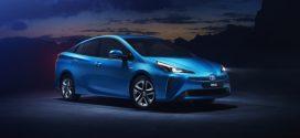 Das meistverkaufte Hybridauto der Welt erhält ein dynamischeres Design