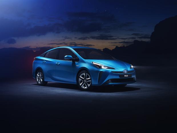 Toyota Prius - 2019 neues Design