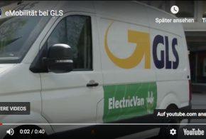 GLS liefert in Oldenburg jetzt auch mit Elektrotransporter und Lastenrädern