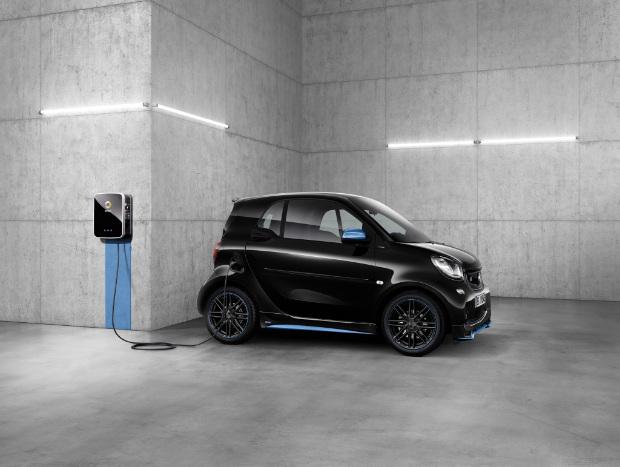smart fortwo EQ Elektroauto