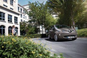 Rekordmonat November 2018: Erstmals mehr als 1000 neu zugelassene Renault ZOE
