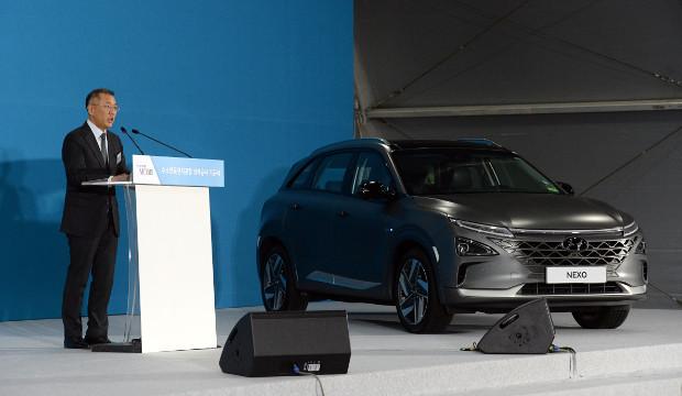 FCEV Vision 2030 mit Hyundai Nexo
