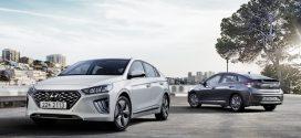 Hyundai hat den Ioniq Hybrid und Plug-in-Hybrid überarbeitet