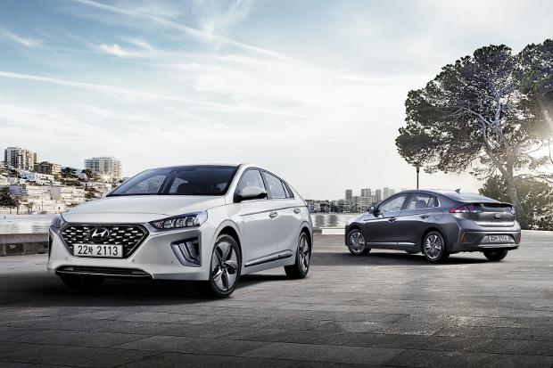 Hyundai Ioniq - 2019er Modelle