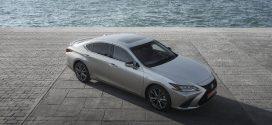 Lexus ES 300h: Limousine mit Hybridantrieb kommt nach Deutschland