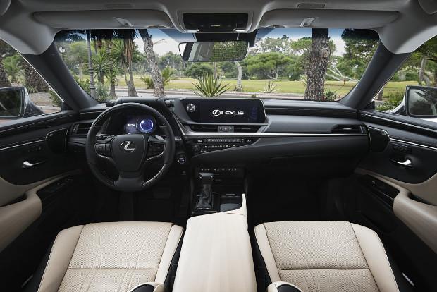 Lexus ES 300h - Innenraum