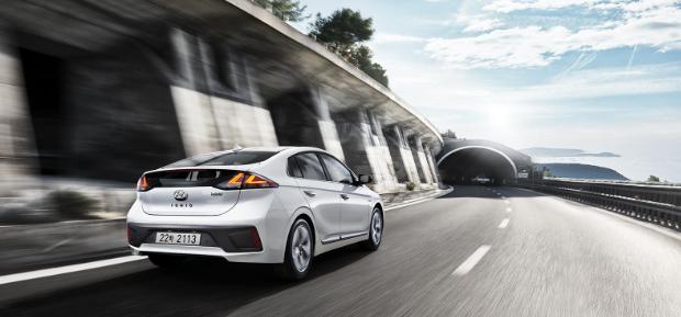 Neuer Hyundai Ioniq