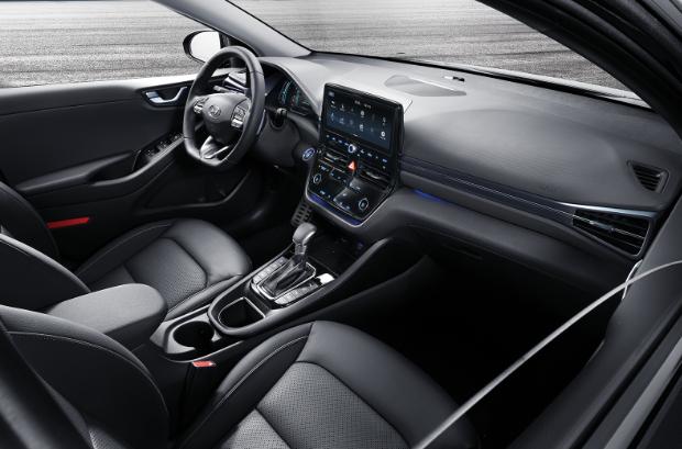 Neuer Hyundai Ioniq - Innenraum