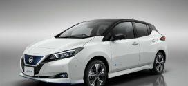 Nissan LEAF war 2018 das meistverkaufte Elektroauto in Europa
