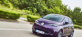 Renault ZOE ist in Deutschland in 2018 erneut der Elektroauto-Bestseller