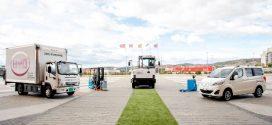 BYD startet mit rein elektrisch angetriebenen Nutzfahrzeugen in Europa