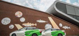 Toyota Mirai Brennstoffzellenautos von CleverShuttle haben eine Million Kilometer zurückgelegt
