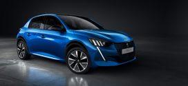Im Herbst 2019 kommt das neue Elektroauto Peugeot e-208 auf den Markt