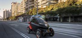SEAT Minimó: Concept Car in Form eines elektrischen Minimobils für die Stadt