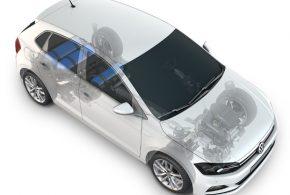 Überarbeitete Erdgasautos von VW bieten mehr CNG-Reichweite