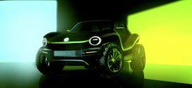 VW ID. BUGGY: Die Strand-Buggy Legende kehrt elektrisch zurück