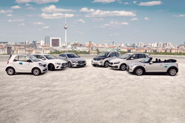 SHARE NOW - Der neue Carsharing-Anbieter