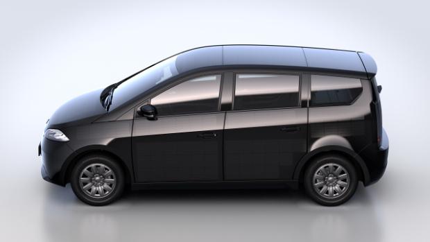 Sono Motors Sion - Elektroauto mit integrierten Solarzellen
