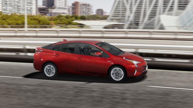 Toyota Prius - 4. Generation