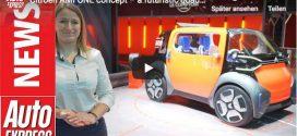 Citroën Ami One Concept auf dem Genfer Autosalon 2019