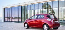 Meilenstein: Mehr als 20.000 verkaufte Renault ZOE in Deutschland