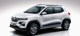 Renault City K-ZE: Elektro-City-SUV auf der Auto Shanghai vorgestellt