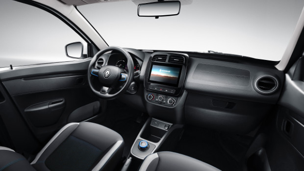 Renault City K-ZE - Innenraum