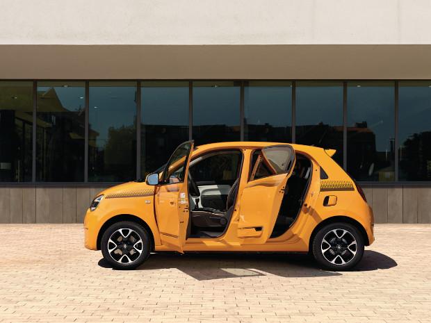 2019er Renault Twingo