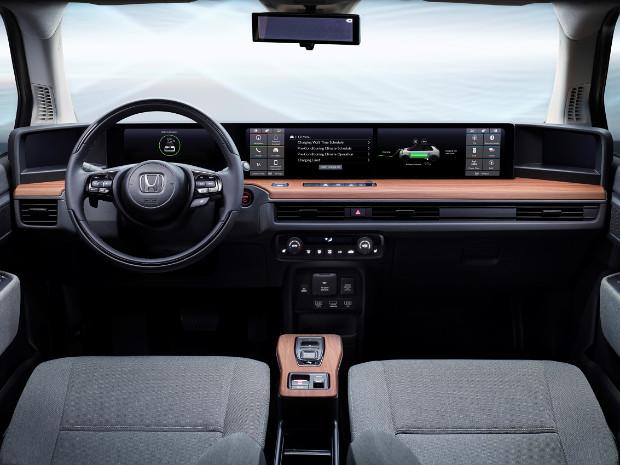 Honda e Prototype - Cockpit