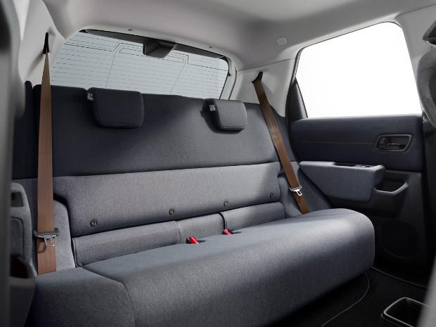 Honda e Prototype - Rücksitze