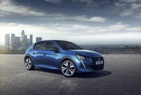 Elektroauto Peugeot e-208 ist seit dem 10. Mai 2019 reservierbar
