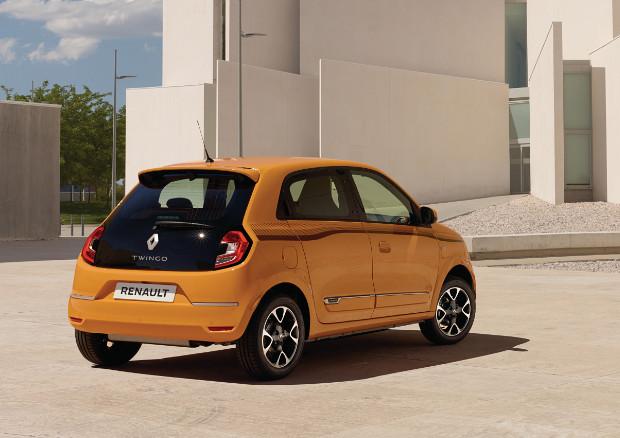 Renault Twingo - 2019 Modell