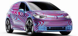 Registrieren und eines der ersten E-Autos der Sonderedition VW ID3 1st bestellen