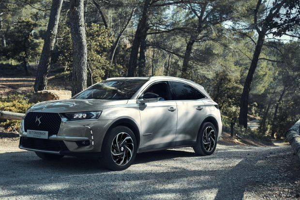 DS Crossback E-Tense