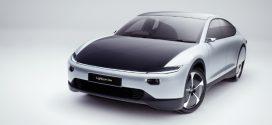 Lightyear One: Prototyp des ersten Langstrecken-Solarautos der Welt wurde vorgestellt