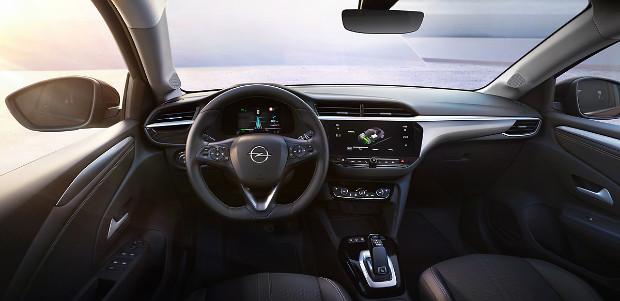 Opel Corsa-e - Innenraum