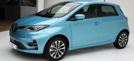 Renault ZOE kommt mit neuem Design und 52 kWh Batterie