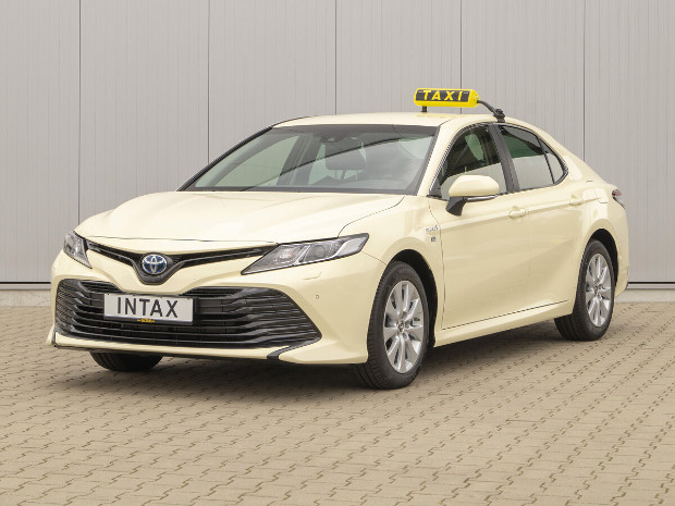 Toyota Camry Hybrid Taxi