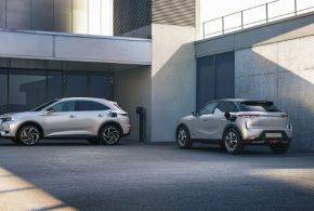 Zwei elektrifizierte SUVs von DS Automobiles ab sofort bestellbar