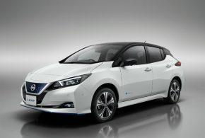 Nissan LEAF e+ mit 62-kWh Batterie seit einem Monat im Handel