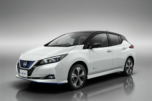 Nissan LEAF+ mit 62-kWh-Batterie