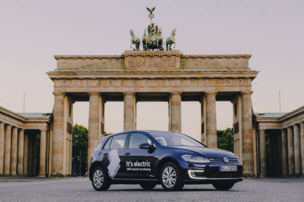 WeShare Carsharing in Berlin gestartet